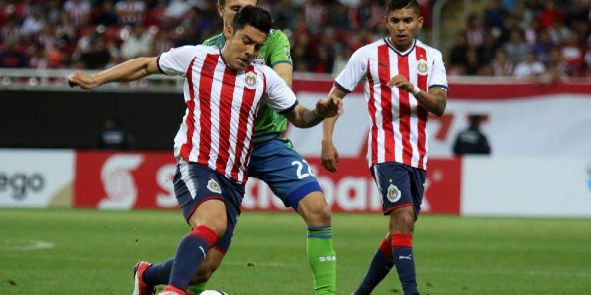 Para Chivas, la Concacaf está por encima de la Liga