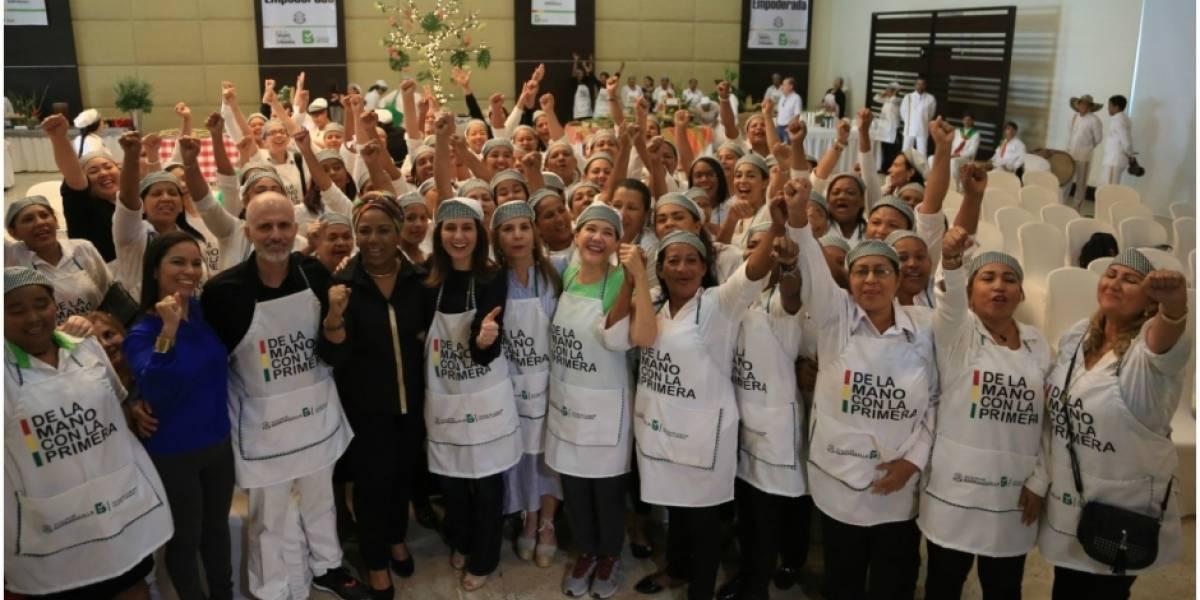 120 mujeres serán capacitadas en Cocina Incluyente en Barranquilla
