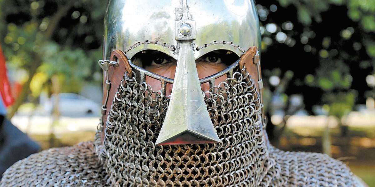 Copa São Paulo de Combate Medieval leva legiões ao Pacaembu
