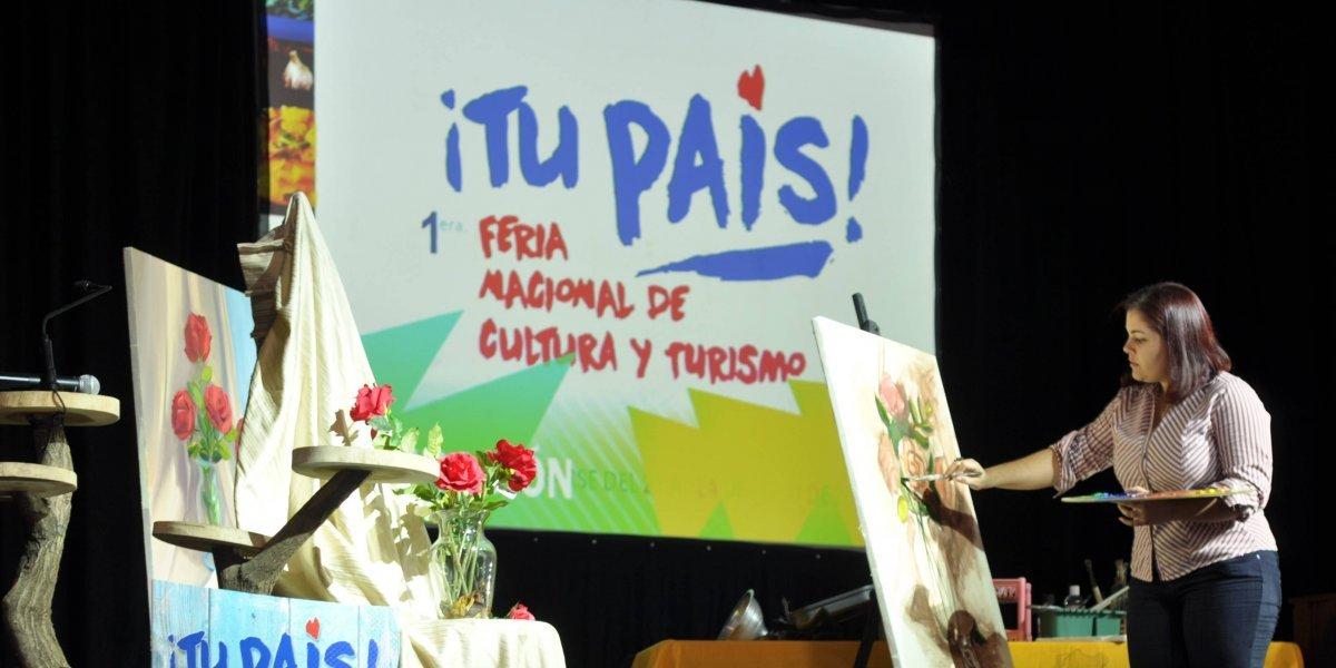"""Anuncian segunda edición feria cultural """"Tu País"""", del 11 al 13 de mayo"""