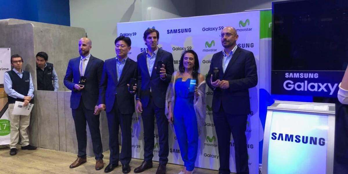 Samsung S9 y S9+ ya están disponibles en Ecuador