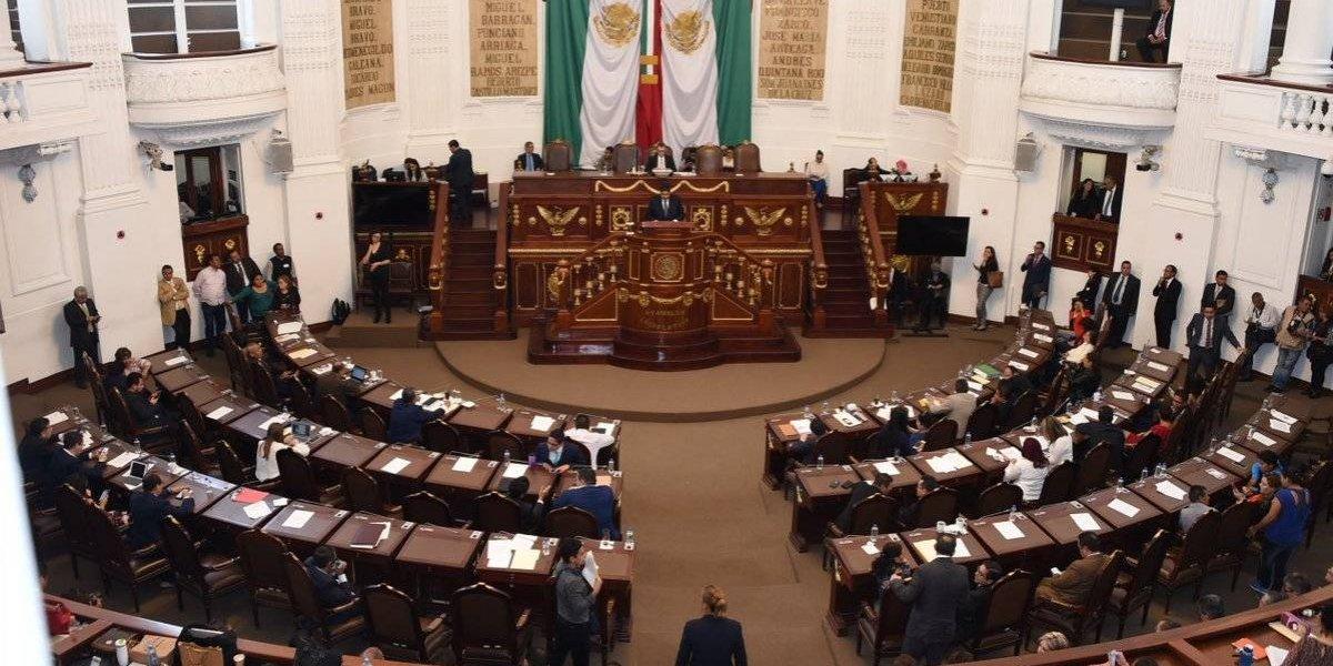 ALDF toma protesta a nueve delegados sustitutos