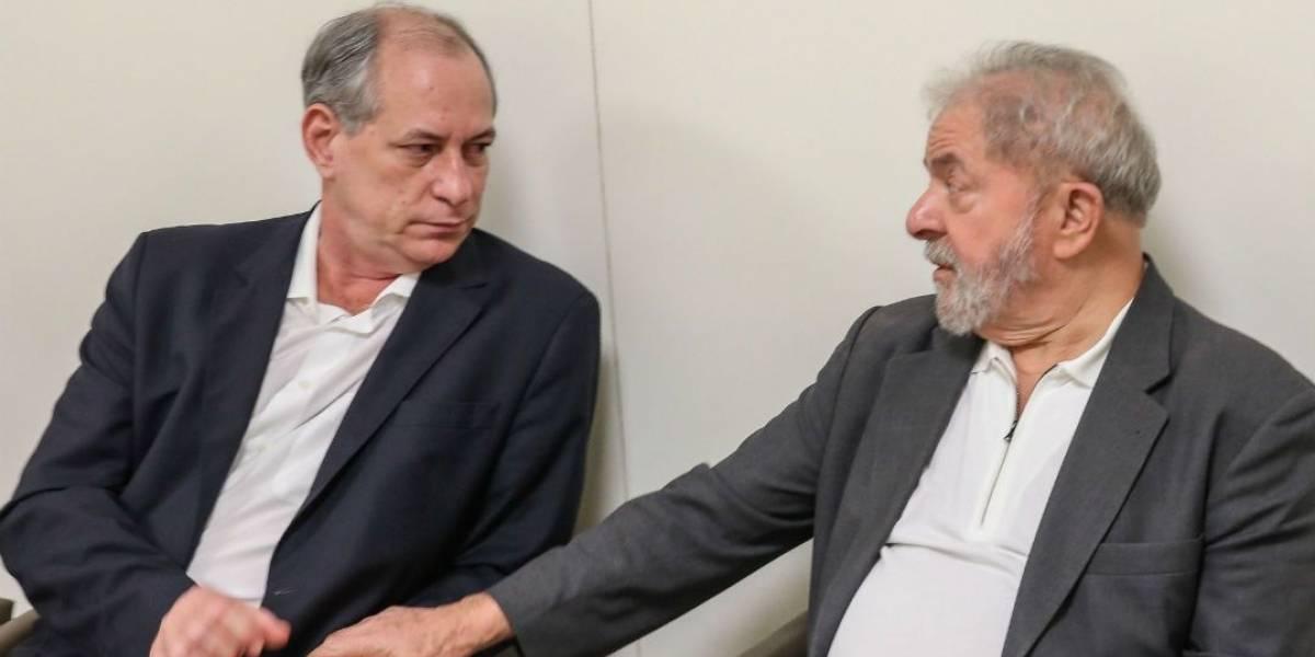 Ciro Gomes acredita que terá apoio do PT nas eleições deste ano
