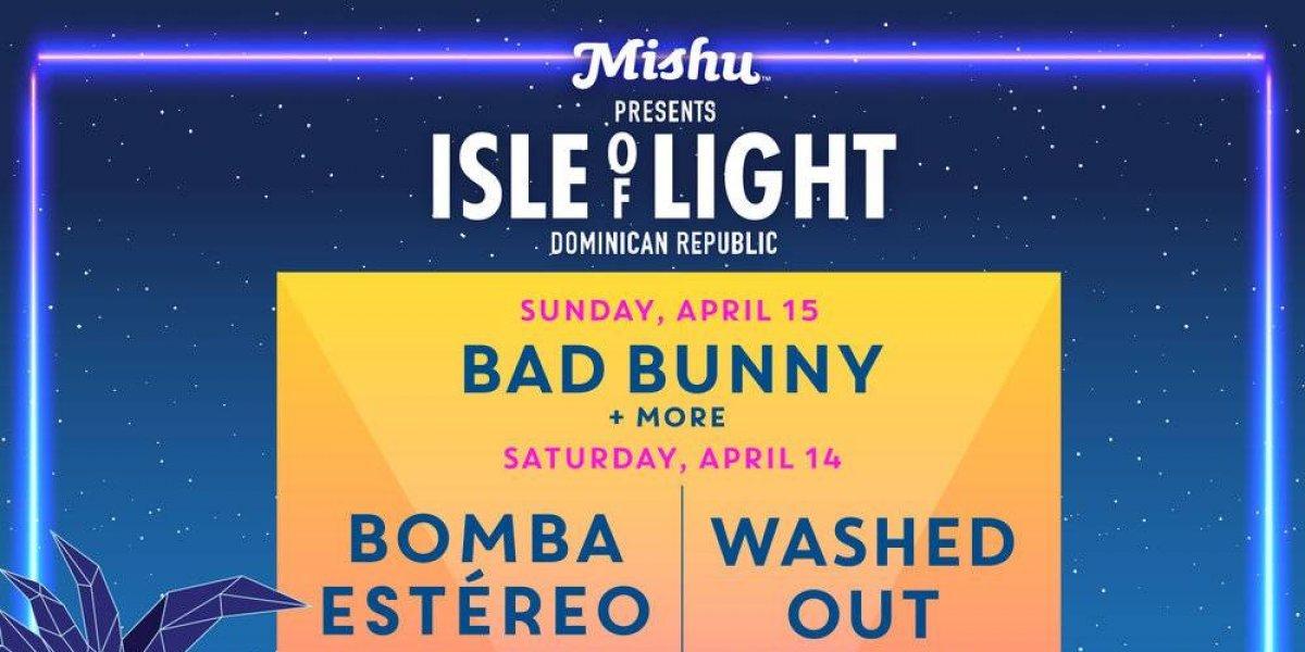 """""""Festival de música de la isla de la luz 2018"""", mañana y el domingo 15"""