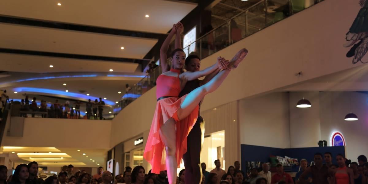 """Galería 360 conmemora el """"Mes de la danza"""" con presentaciones artísticas"""