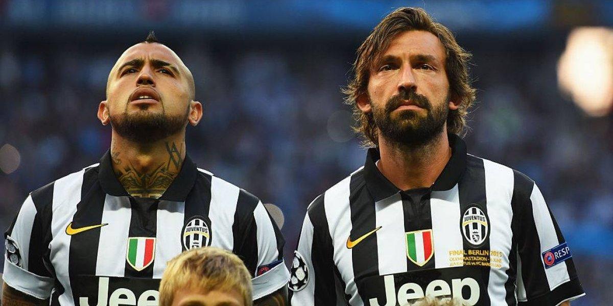 """Andrea Pirlo pone cordura: """"Buffon exageraba al creer que se había cometido un crimen contra la humanidad del deporte"""""""