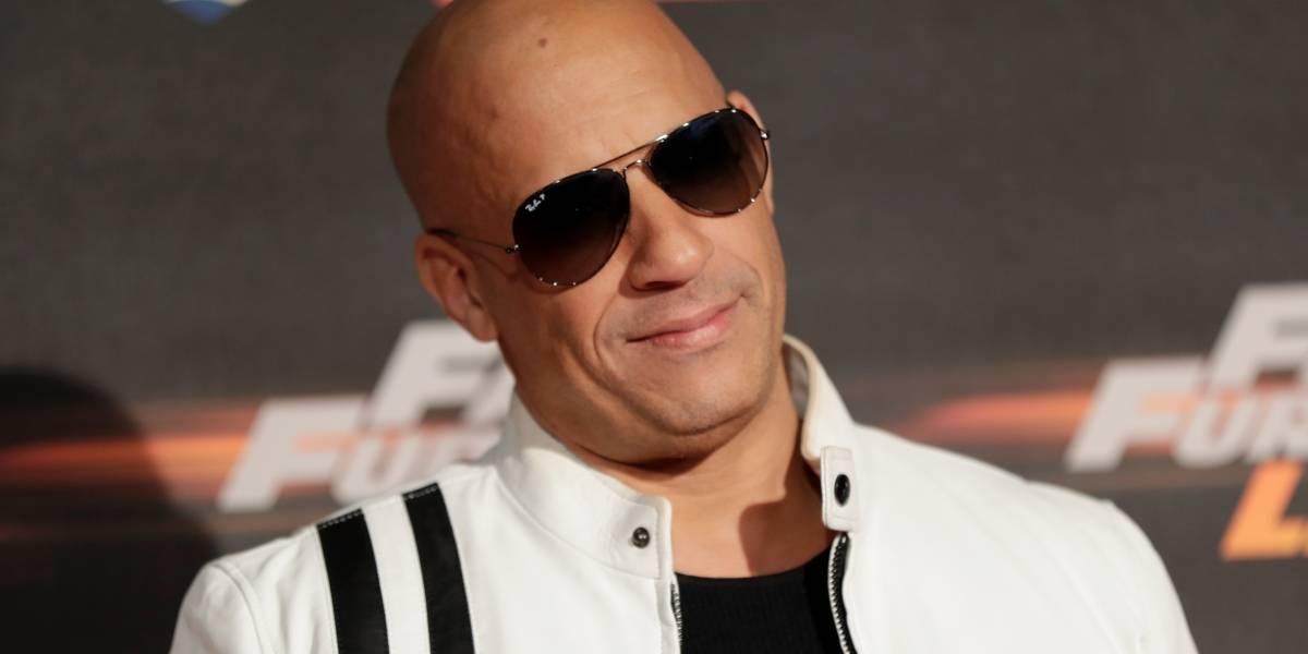 Vin Diesel confirma a través de Instagram su papel en 'Bloodshot'