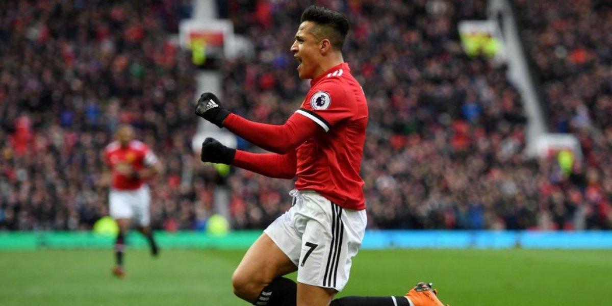 """El United se rinde a Alexis: """"Es una diminuta bola de demolición humana"""""""