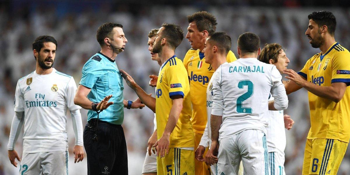Sigue el enojo: Jugador de la Juventus explotó en Instagram tras el escándalo Real en la Champions