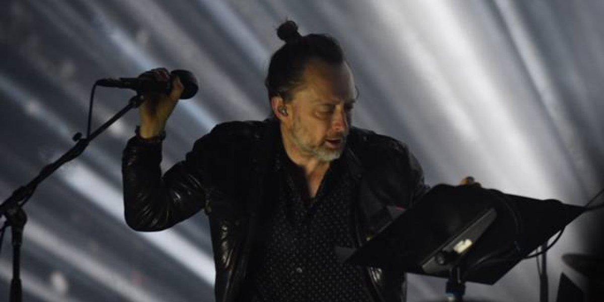 Radiohead enloqueció a su público que esperó años por su regreso