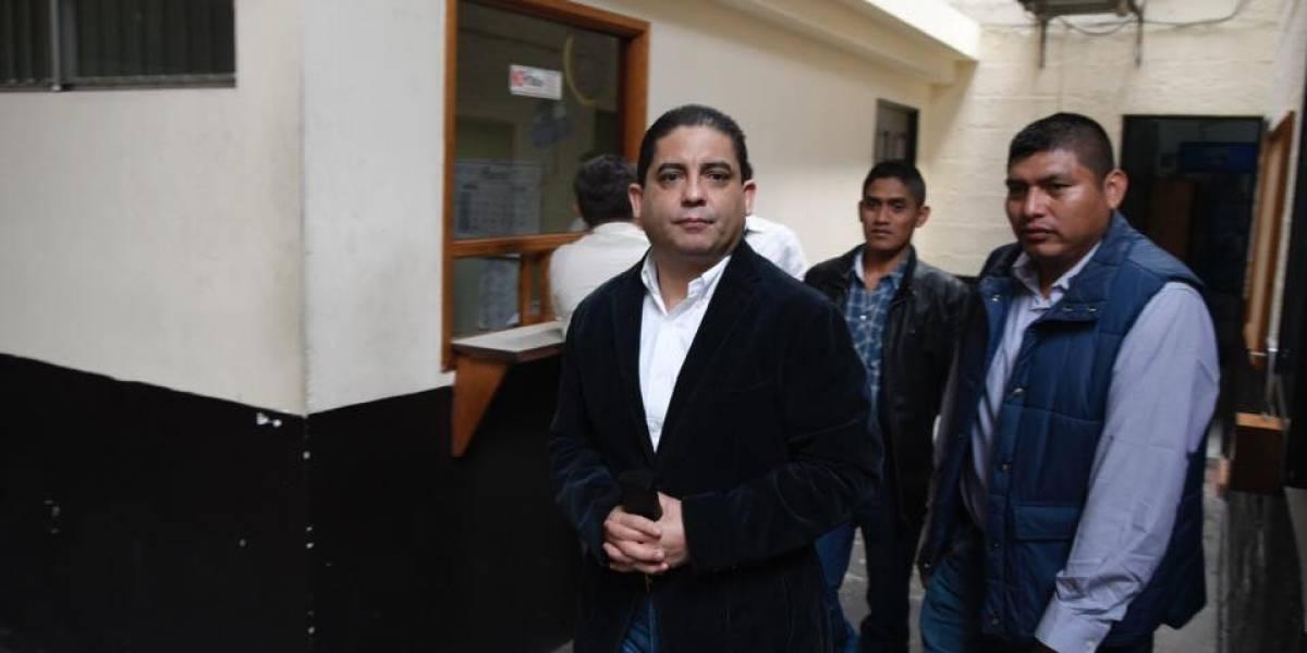 Chévez y Beltranena ayudaron a Juan Carlos Monzón cuando estaba prófugo