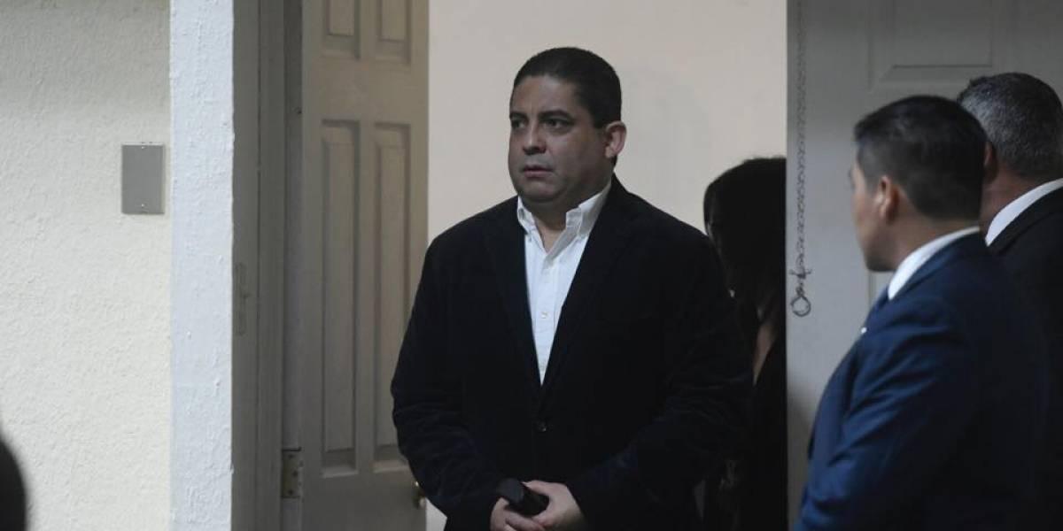 Juan Carlos Monzón detalla cómo se distribuían las comisiones de la portuaria Santo Tomás