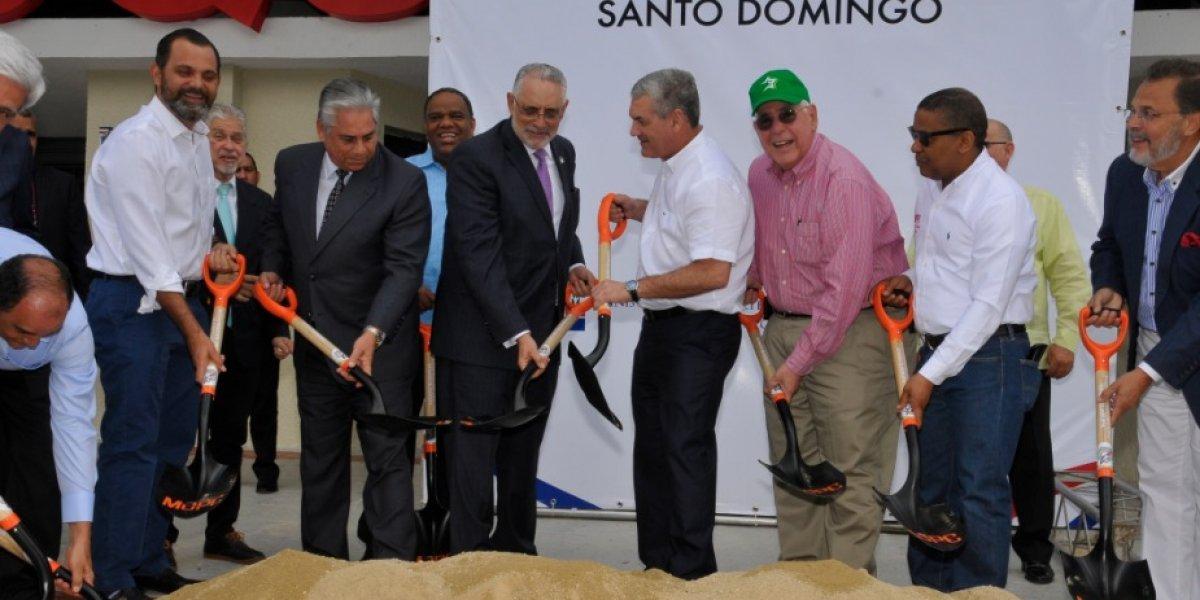 """Inician construcción del """"Séptimo Cielo"""" en el Quisqueya"""