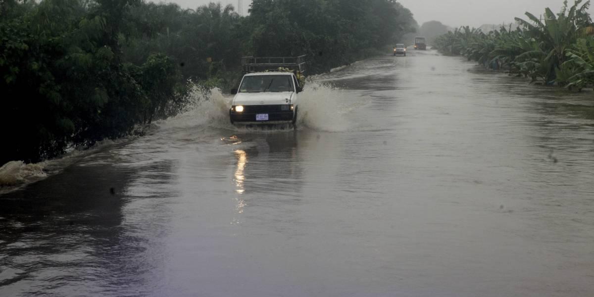 Este jueves se esperan lluvias vespertinas en el centro, sur y sureste del país