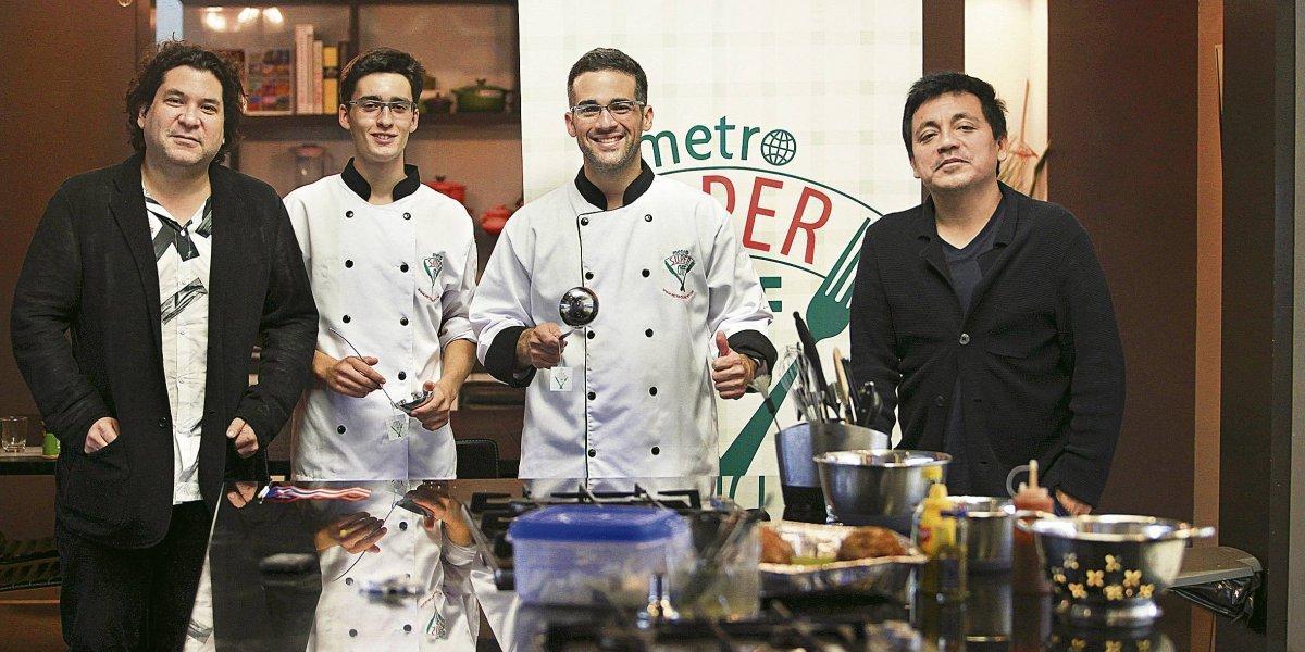 Metro Super Chef: 3 años de grandes sabores