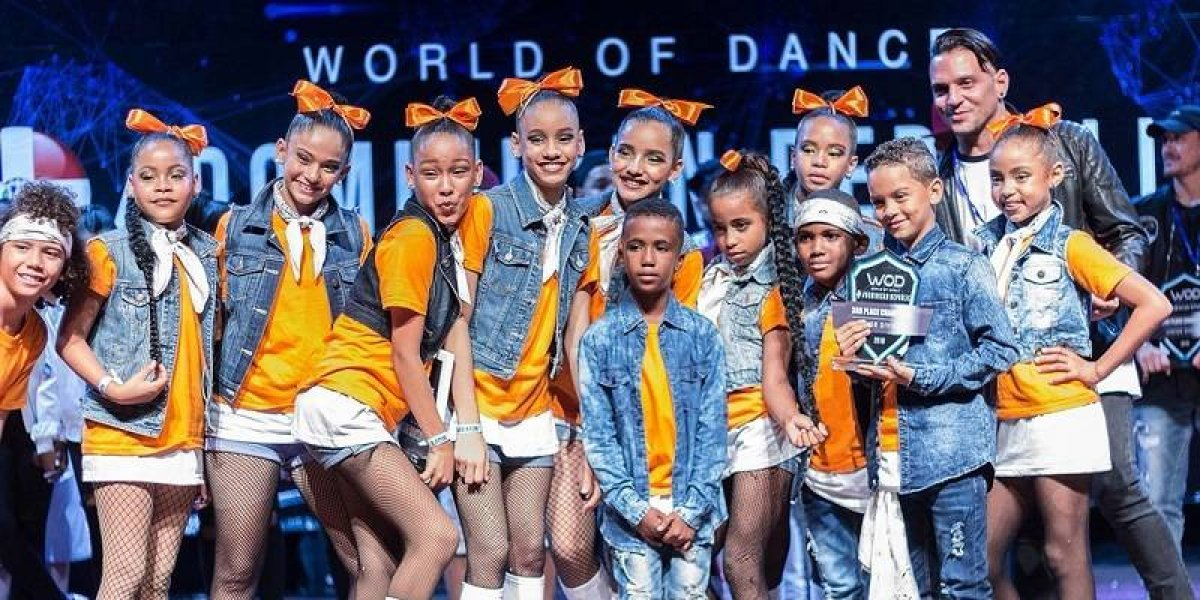 """Dominican Dream"", ganó tercer lugar en World of Dance RD"