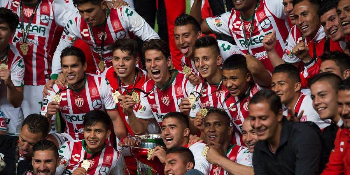 Los chilenos fueron clave y se llenaron de goles y titularidad en el título del Necaxa en la Copa MX