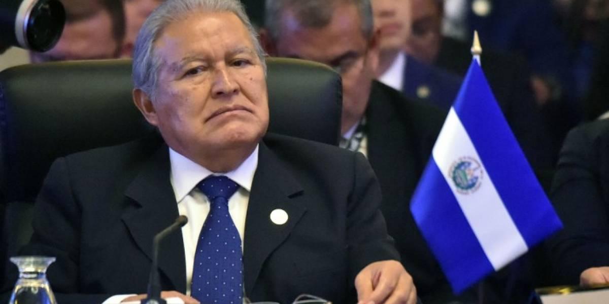 Presidente salvadoreño Salvador Sánchez Cerén no acudirá a Cumbre de las Américas