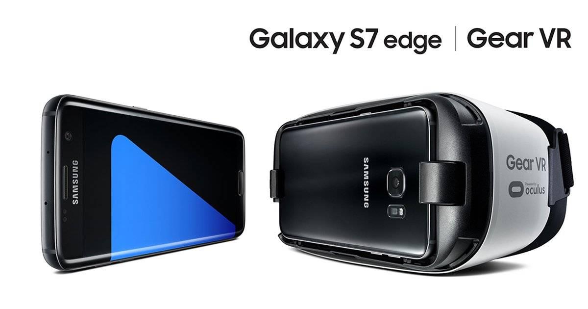 Samsung S7 e Gear VR