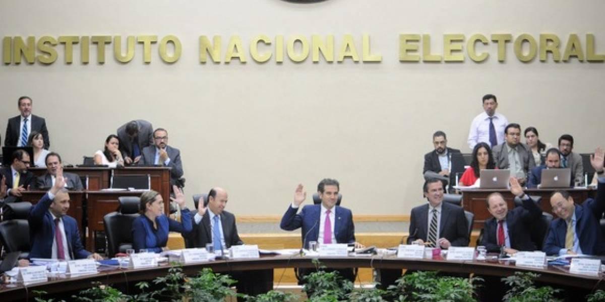 Por 'El Bronco', INE reduce a tres los bloques de debate presidencial