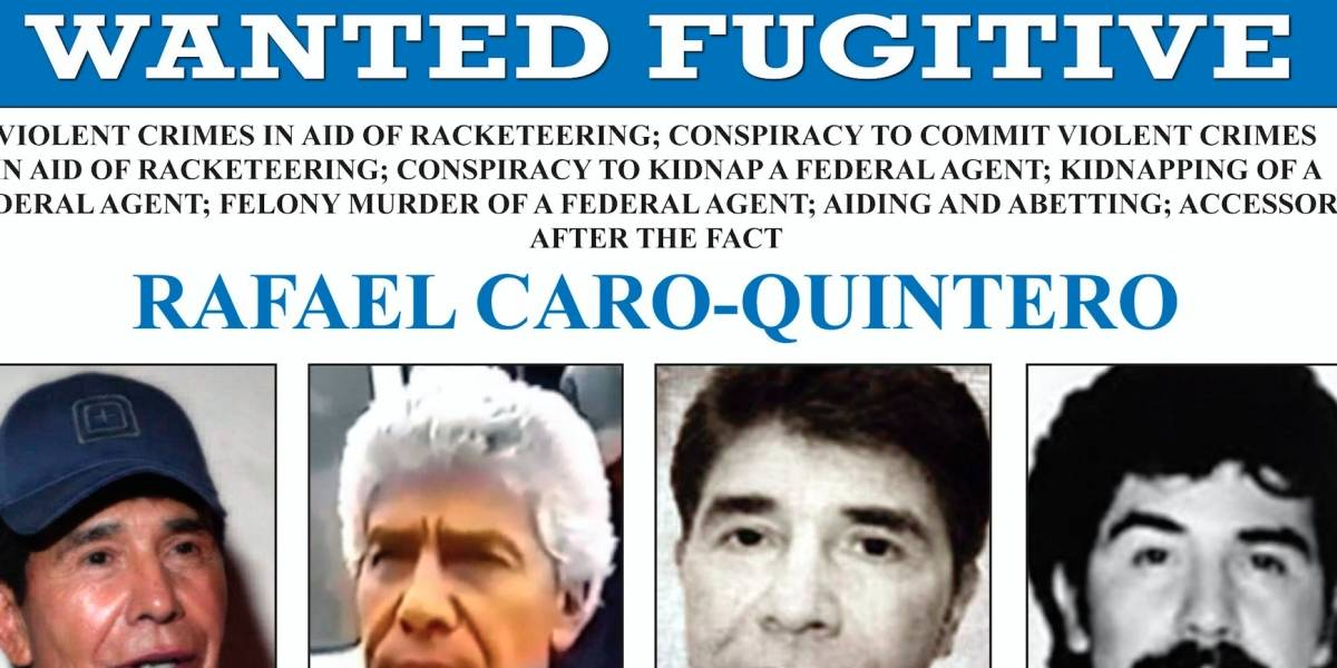 Capo mexicano entre los 10 más buscados de FBI