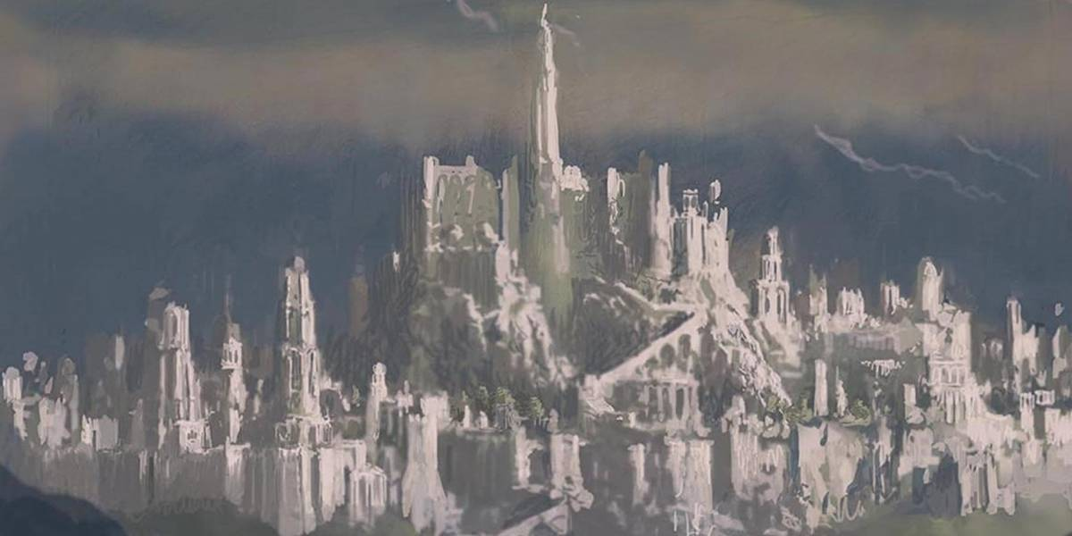 """The Fall of Gondolin"", de J.R.R. Tolkien será publicada este 2018"