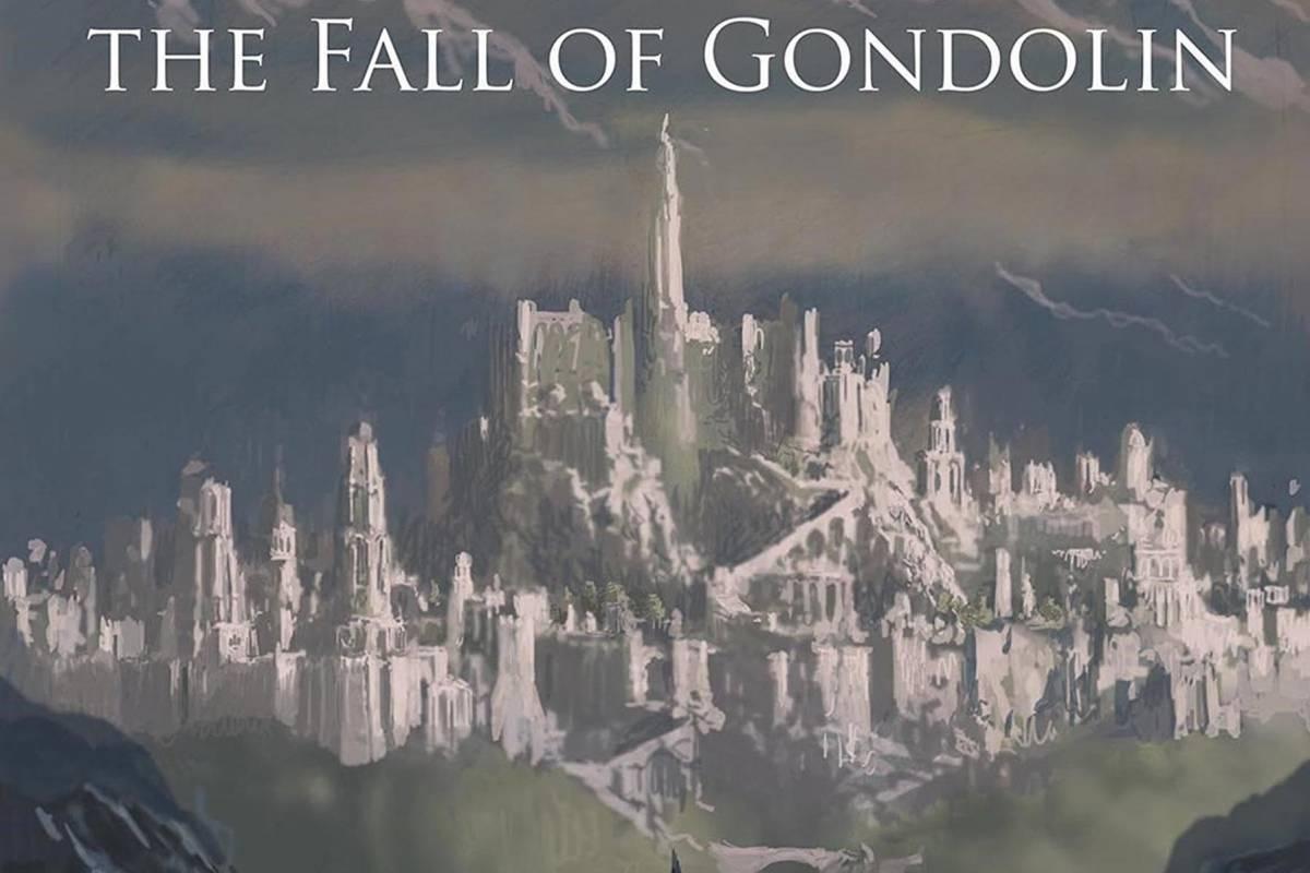 """The Fall of Gondolin"", de J.R.R. Tolkien será publicada este 2018"