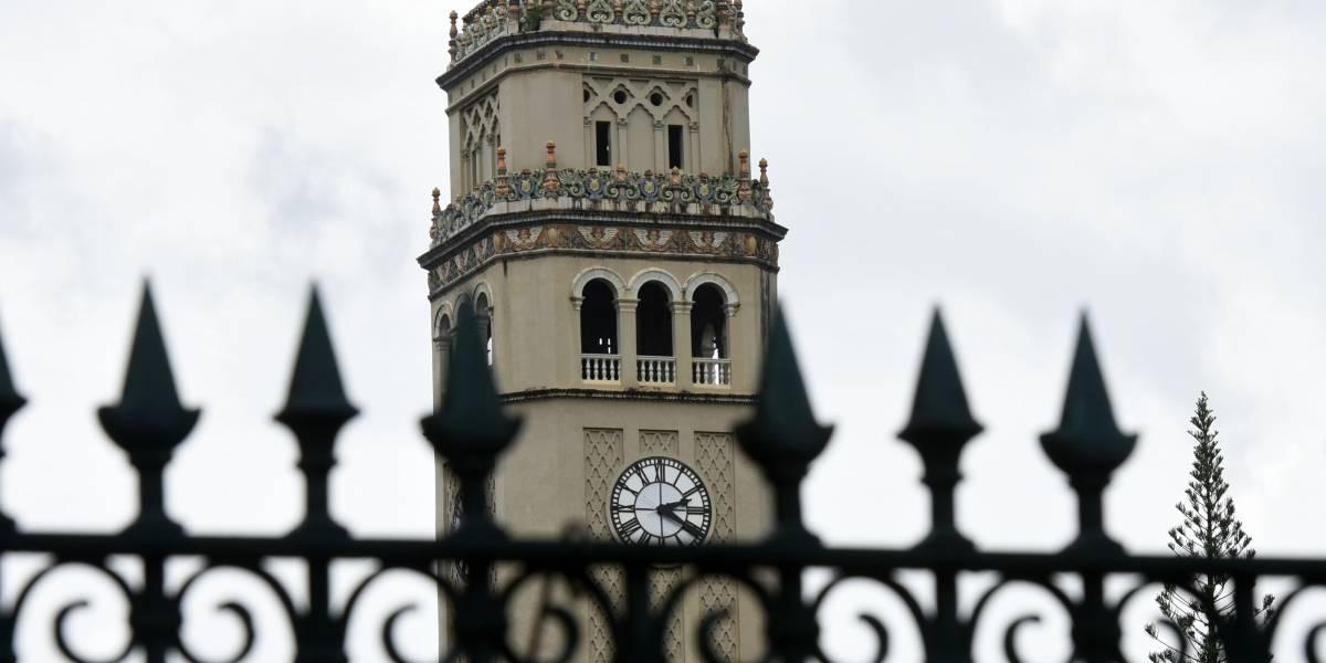 Rector UPR Río Piedras reacciona a cierre de Torre Norte
