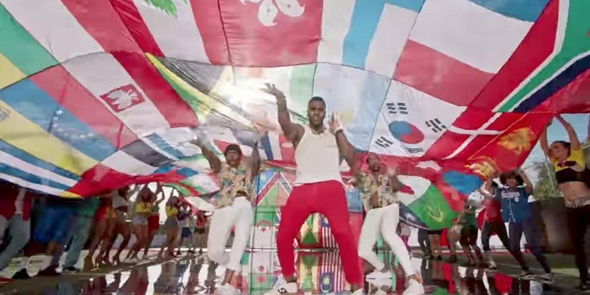 Jason Derulo incluye a Guatemala en estreno oficial de canción para el Mundial