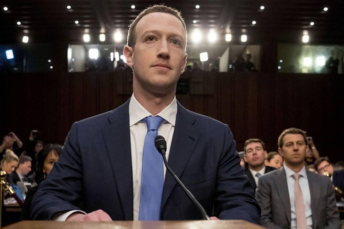 Nuevo escándalo: hubo una reunión secreta entre Mark Zuckerberg, Donald Trump y Peter Thiel