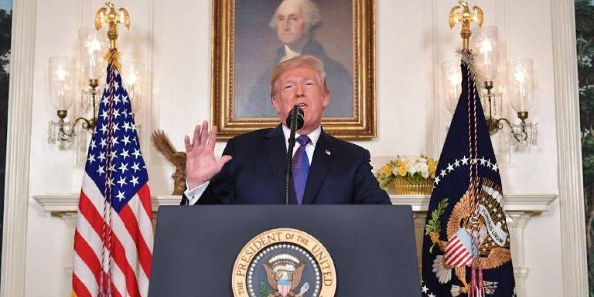 Estados Unidos lanza ataques en Siria, coordinados con Francia y Reino Unido