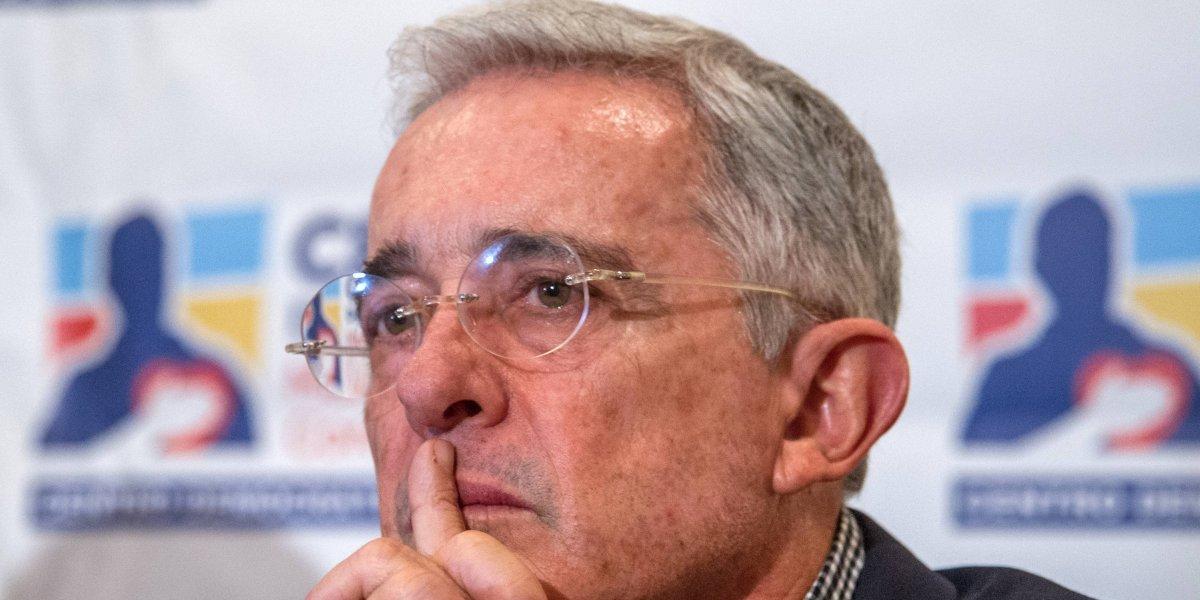 Álvaro Uribe sería nuevamente investigado por la Corte Suprema de Justicia
