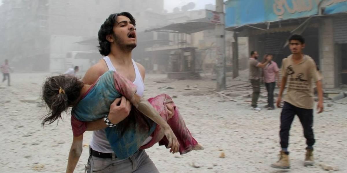 Falso, ataque químico en Siria, prueba Rusia