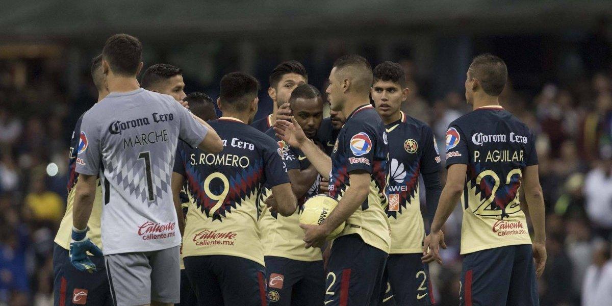 Jugador del América quería que Chivas sea campeón, pero se arrepiente