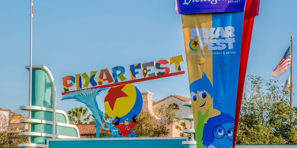 Los 5 imperdibles del Pixar Fest en Disneyland Resort