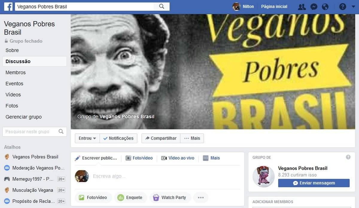 Veganos Pobres Brasil