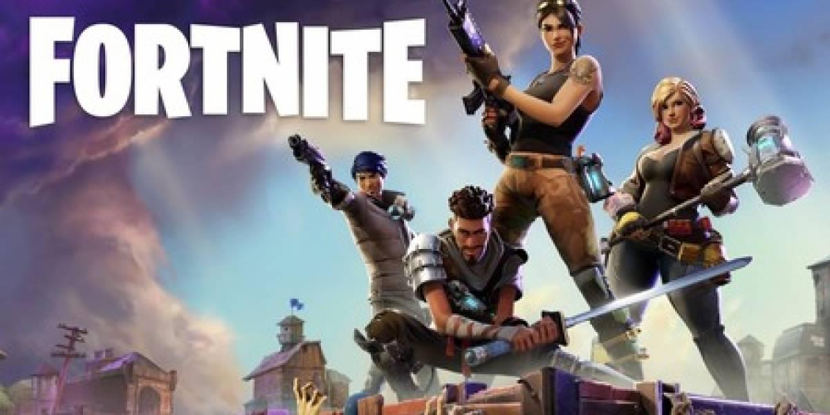 Jugadores de Fortnite se gastan una media de 85 dólares en cosméticos