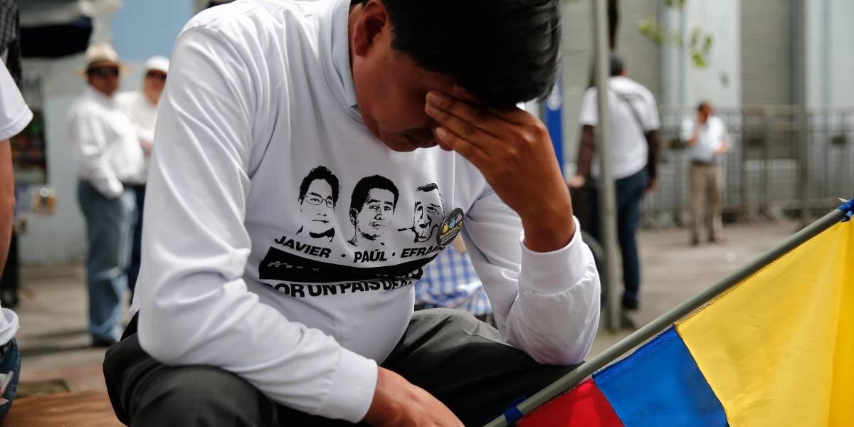 EEUU ofrece apoyo a Ecuador para combatir a grupos criminales trasnacionales