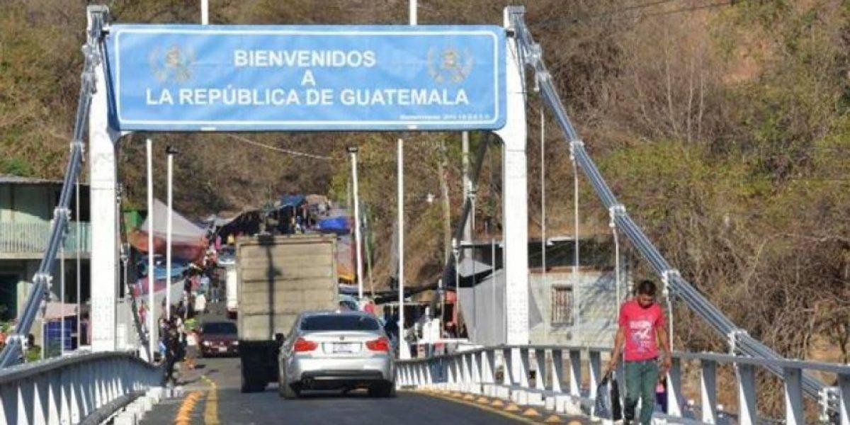 Guatemala, El Salvador y Honduras analizarán unión aduanera