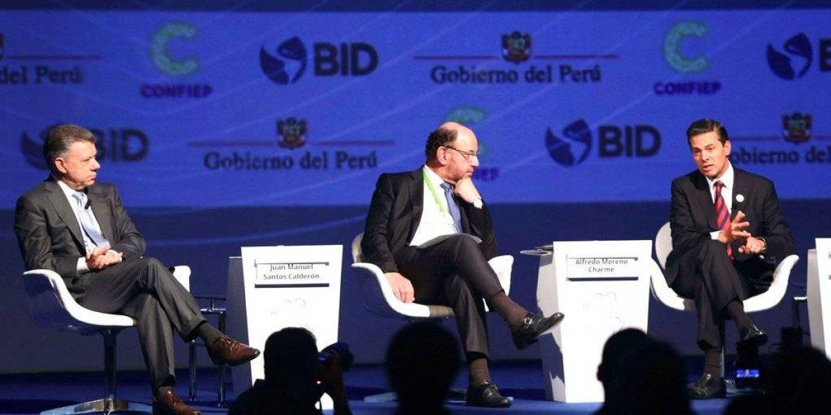 En medio de tensiones: Peña Nieto y Mike Pence anunciaron reunión al margen de la Cumbre de las Américas