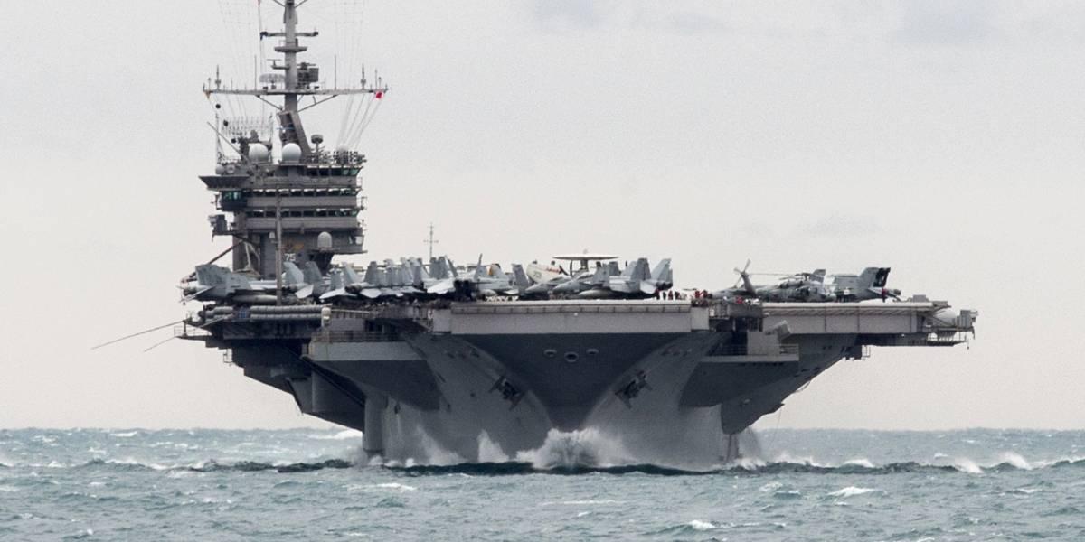 Este es el poderoso y desafiante arsenal militar que EEUU, Francia y Reino Unido podrían desplegar en Siria