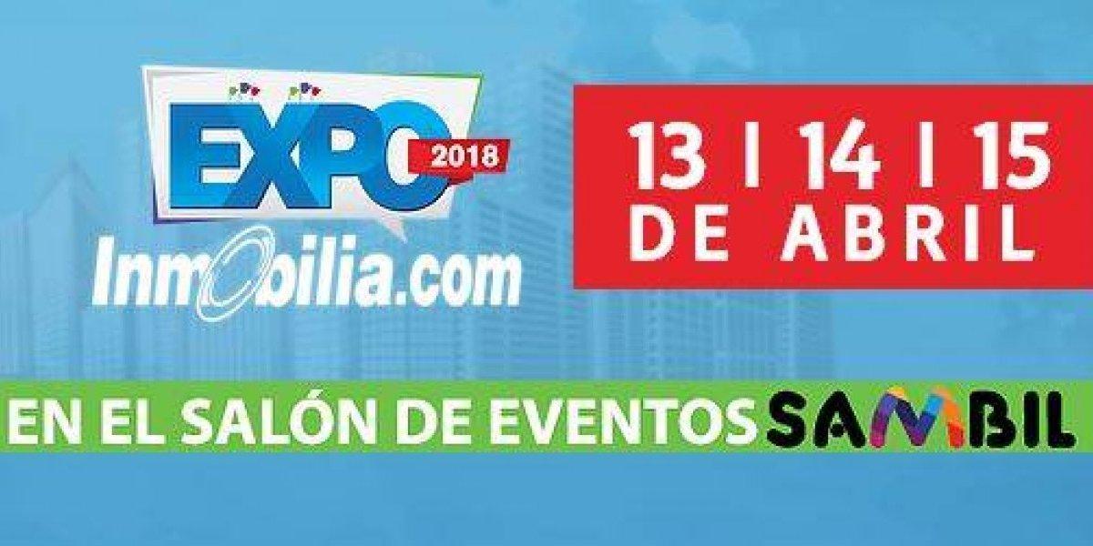 Hoy Inicia Expo Inmobilia con más de 50 expositores