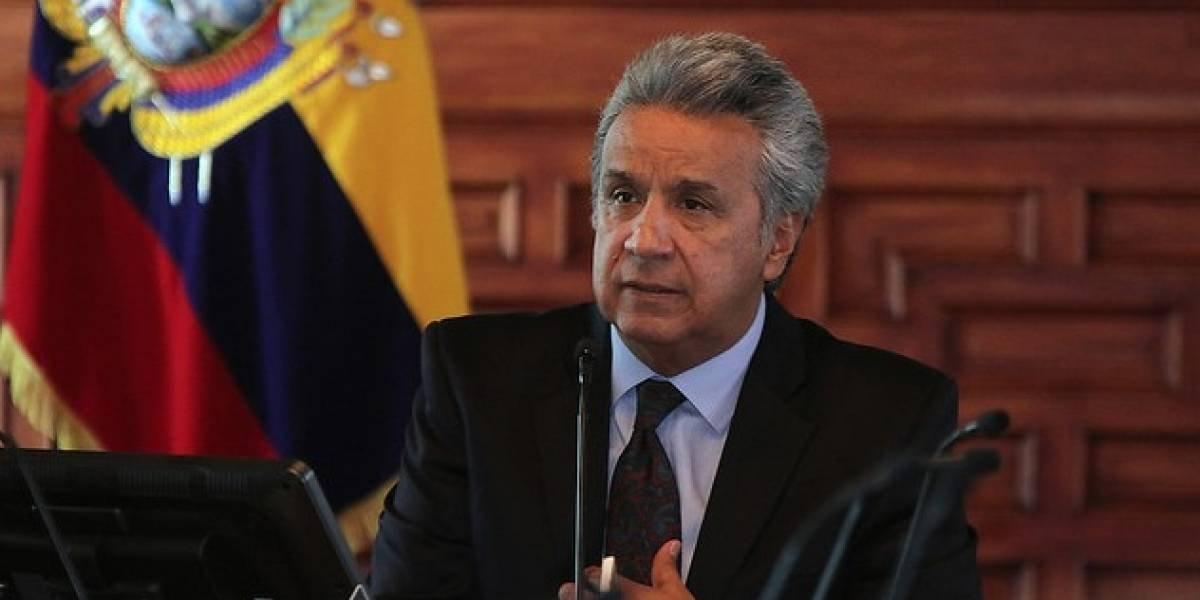 Gobierno Ecuatoriano realiza reunión de gabinete por periodistas secuestrados