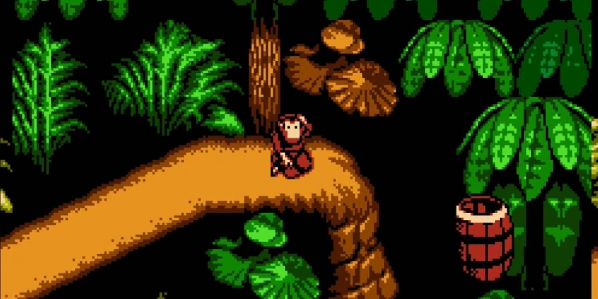 La notable (y pirata) versión de Donkey Kong Country para NES