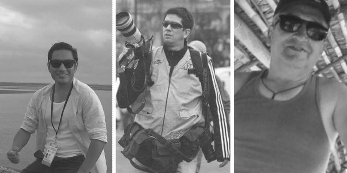 """Capturan al """"Cherry"""" presunto autor material del secuestro del los periodistas de El Comercio en la frontera de Ecuador con Colombia"""