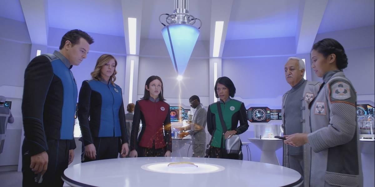 'The Orville': la nueva serie de FX que combina la acción espacial con la comedia