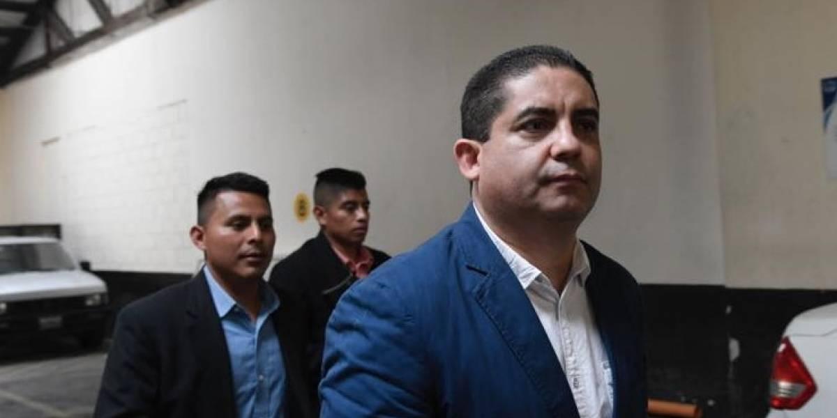 Monzón señala a Juan de Dios Rodríguez como encargado de la elección de la CSJ en 2014
