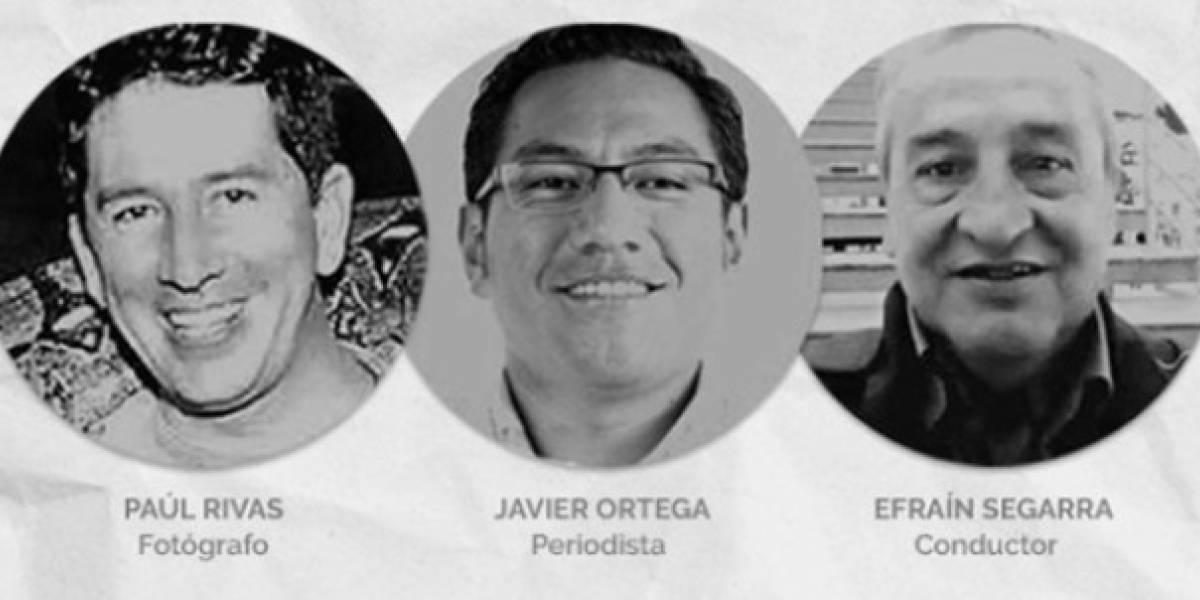 CICR dispuesto a facilitar recuperación de restos de periodistas asesinados