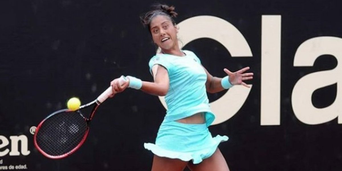 Daniela Seguel hace historia en el tenis femenino chileno