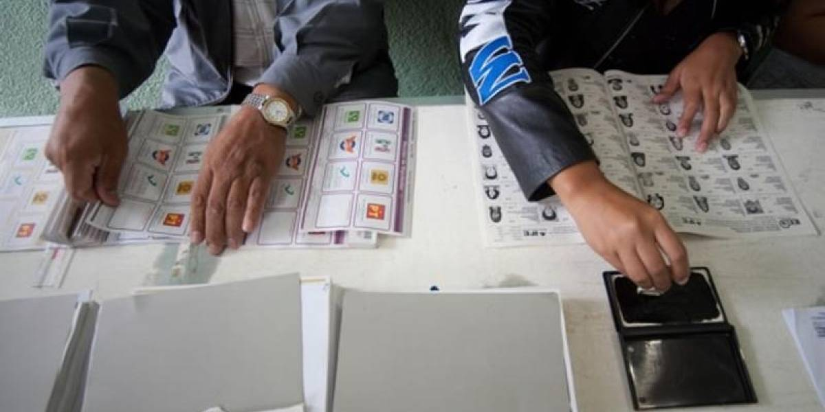 La ciudadanía está velando por la transparencia en las elecciones 2018